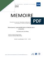 Patricia Diez - De Croissance e Conomique - 2011