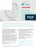 IW_DemandSolutions_Five Steps to Successful IBP (1)