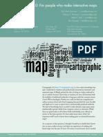 Cartography 2.0