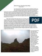 The Myth of Sheadar- The Fairy Glen of Skye