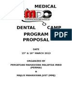 3 PERMAI KK Medical Dental Camp