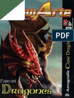 Dibujarte S3 Especiales 55 Dragones