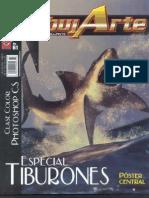 Dibujarte S3 Especiales 60 Tiburones