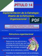 PE05 14 EstructuraOrganizacional