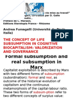 Presentation Fumagalli