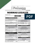Normas Legales 06-07-2015 - TodoDocumentos.info