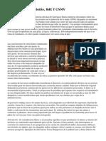 Con Permiso De Deloitte, BdE Y CNMV