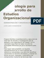 Administración y Organización Segunda Parte