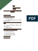 Tema 48. La Lírica Renacentista