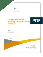 PNNL (2009) Country Report Australia