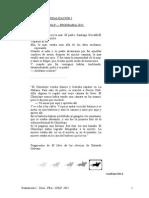 RyLA (Realización 1) - Programa 2015 - FBA UNLP