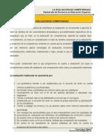 Artículo- La Evaluación de Competencias-nancy