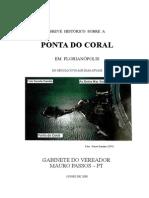 Historico Ponta Do Coral