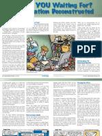Procrastination Article HWO Fall 2012