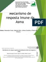 Mecanismo Imune Da Asma