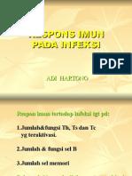 Respon Imun Pd Infeksi