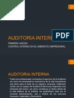 1_ Unidad Auditoria Interna