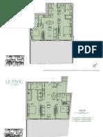 Le Parc at Brickell - 2 Bedroom, 2 Bath