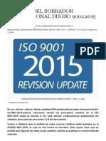 ANÁLISIS DEL BORRADOR INTERNACIONAL DIS ISO 9001_2015 - PARTE II.pdf