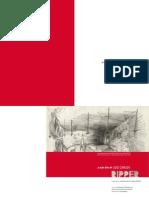 Catálogo Exposição A Mão Livre de Luiz Carlos Ripper