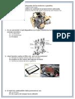40 Preguntas de Mecánica