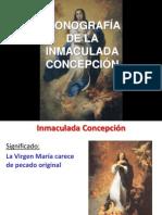 Iconografía Inmaculada Concepción