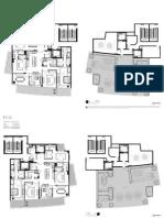 Marea - Marea Penthouse Floor Plans