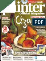 Corel Painter - 22 - Magazine, Art, Digital Painting, Drawing, Draw, 2d