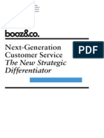 Next Generation Customer Service