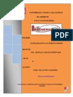Patologias en Cimentaciones _ 2015