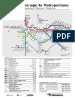 Mapa Metro Comp