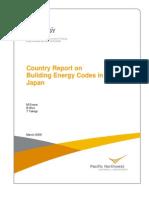 PNNL (2009) Country Report Japan