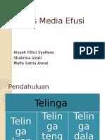 Otitis Media Efusi Ppt