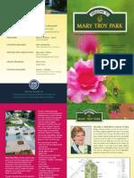 MaryTroy Park Program