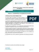 Anexo 2 - Criterios de Evaluación Final