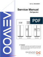 Service Manual Daewoo FRS U20
