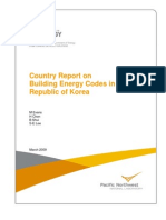 PNNL (2009) Country Report Korea