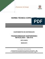 NTC 810079-TRANSFORMADORETICULADO SUBTERRÂNEO RETICULADO_500 KVA.pdf