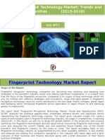 Fingerprint Technology Market