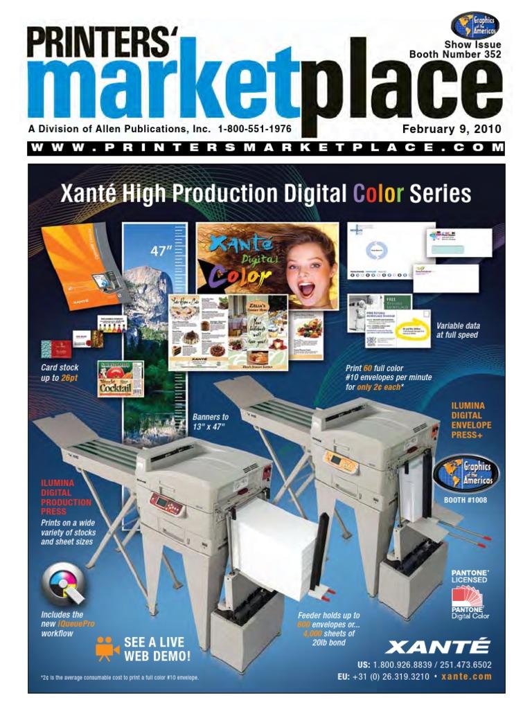 Printers Marketplace Feb 9th 2010 Publishing Graphic Design Big Boss Kunci Ring India 12 X 13 Mm