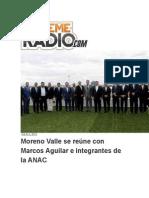 04-07-2015 Arteme Radio.com - Moreno Valle Se Reúne Con Marcos Aguilar e Integrantes de La ANAC