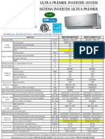 Ultra Inverter Tgm Seer 27 y 24 Mwpht