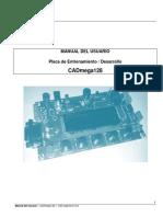 Hardware CADmega128 R1.0