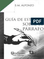 Ilis Alfonso - Guia de Estudio Sobre El Parrafo