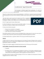 RP 2016 - Appel à Projets