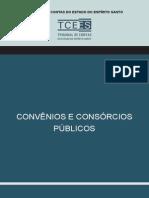Apostila - Convenios e Consorcios Públicos