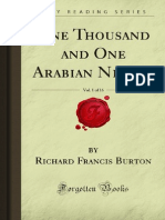 One Thousand and One Arabian  Vol 2 of 16 - 9781606208281