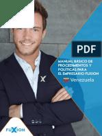 Manual Básico de Procedimientos y Politicas Fuxion Venezuela