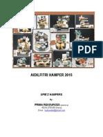 Hamper aidilfitri 2015