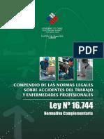 Compendio Ley 16.744
